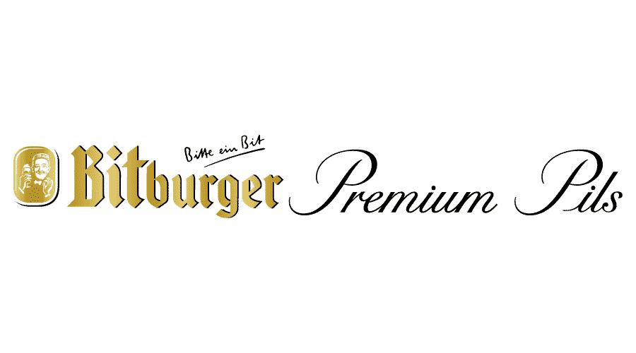 Bitburger Premium Pils Logo Vector