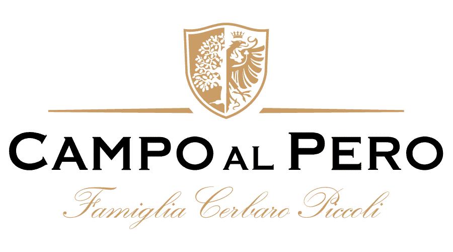 Campo AL Pero Famiglia Cerbaro Piccoli Logo Vector
