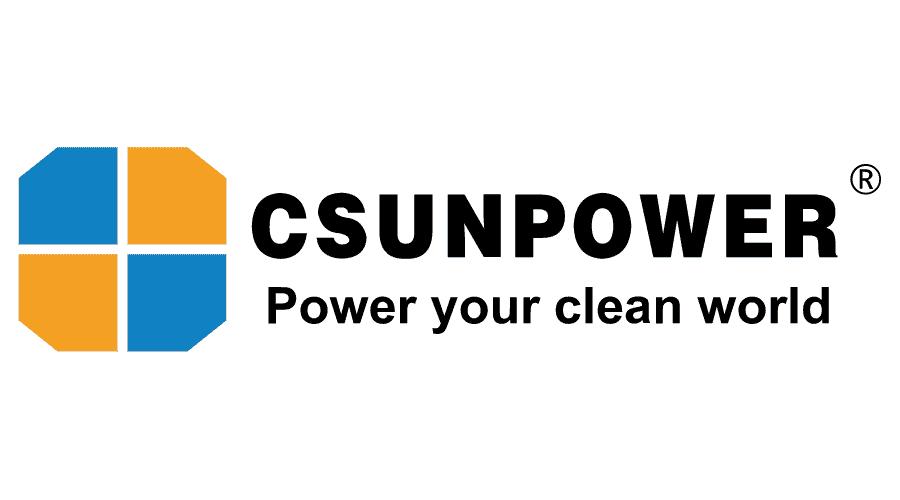 CSUNPOWER Logo Vector