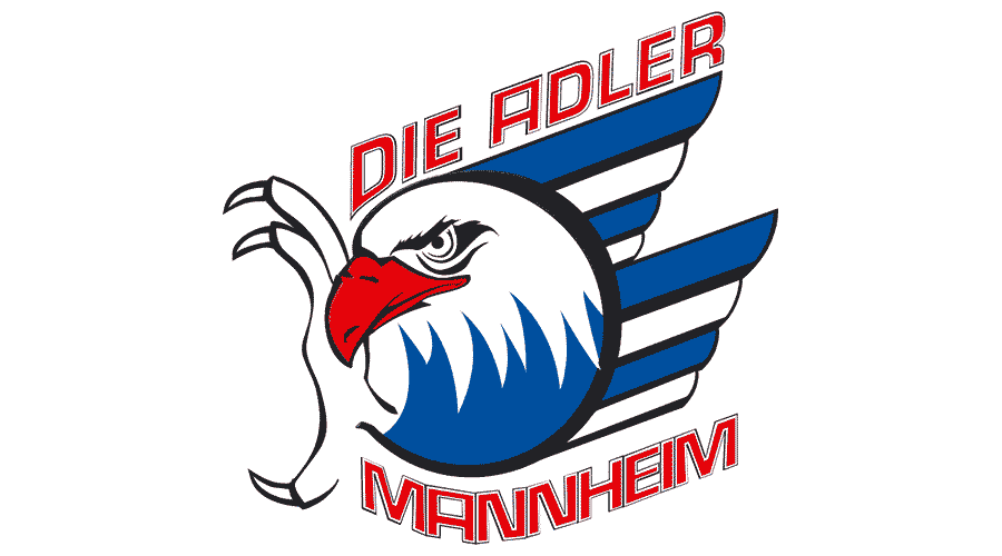 Die Adler Mannheim Eishockey Spielbetriebs GmbH und Co. KG Logo Vector