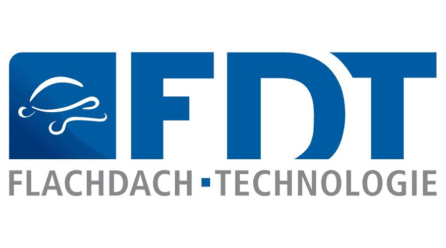 FDT Flachdach Technologie GmbH Logo Vector