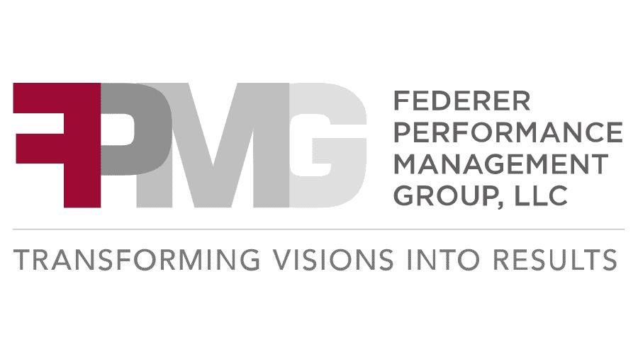 Federer Performance Management Group, LLC (FPMG) Logo Vector