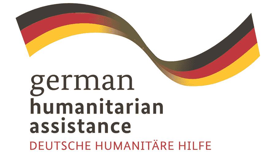 German Humanitarian Assistance Logo Vector