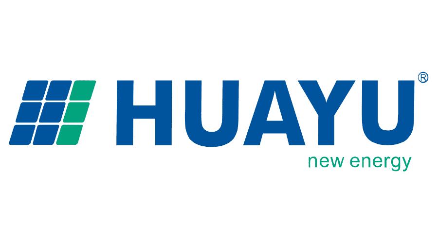 Huayu New Energy Logo Vector