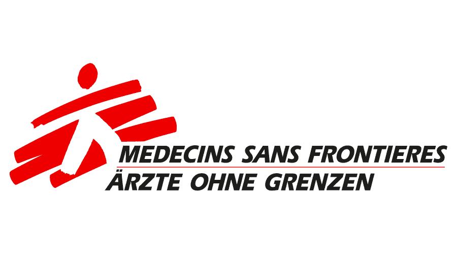 Médecins Sans Frontières (MSF) Logo Vector