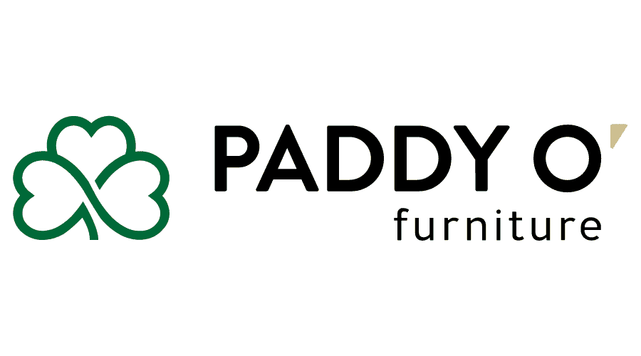 Paddy O' Furniture Logo Vector