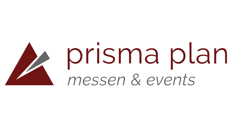 prisma plan Messe & Events Logo Vector