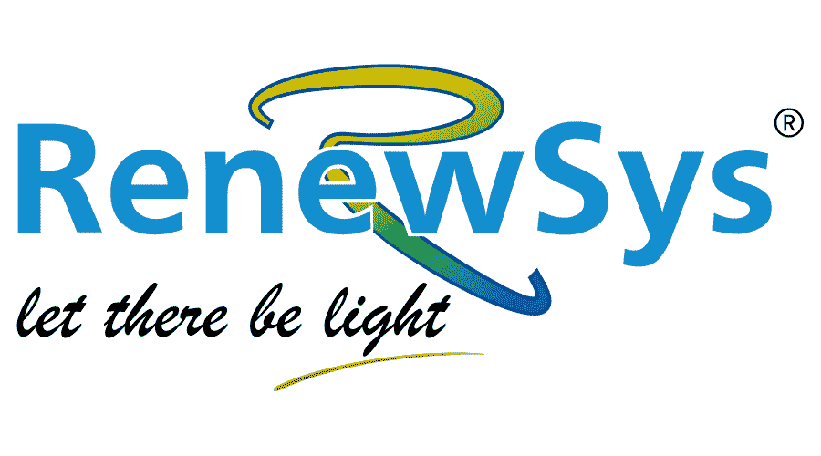 RenewSys India Pvt. Ltd. Logo Vector