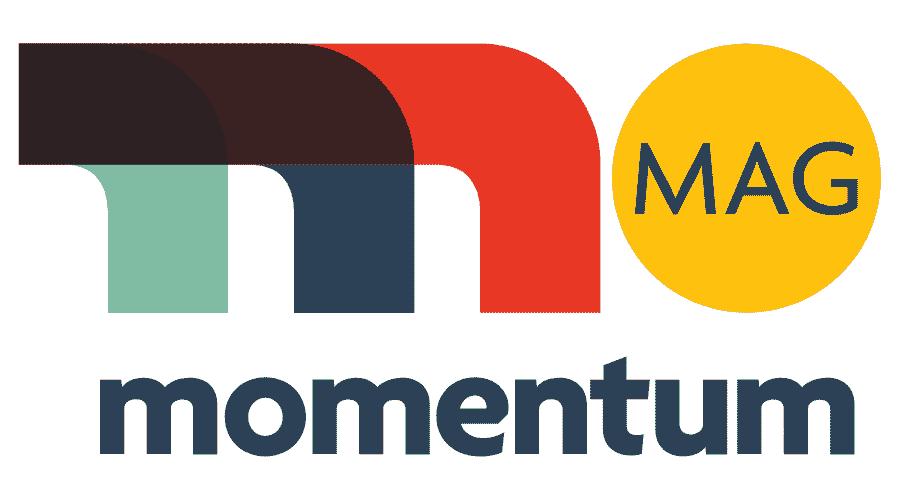 Momentum Magazine Ltd Logo Vector